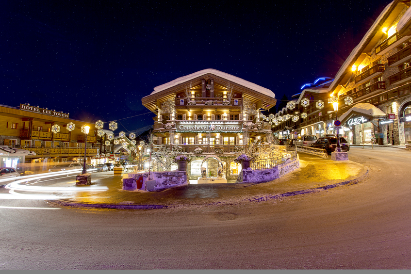 Patrice Mestari - Courchevel Tourism Centre
