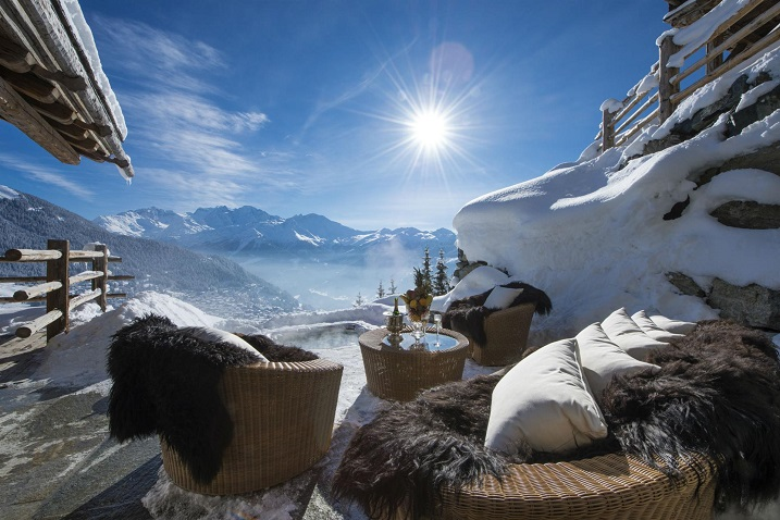 Chalet Trois Couronnes in Verbier - Luxury Chalets