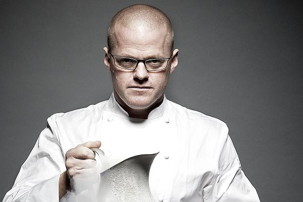 Heston photo credit The Times