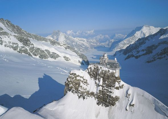 Jungfraujoch photo credit Examiner640px